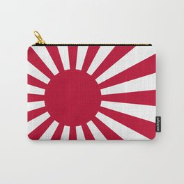 Naval Ensign of Japan Carry-All Pouch