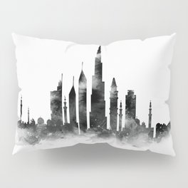 Dubai Skyline Pillow Sham