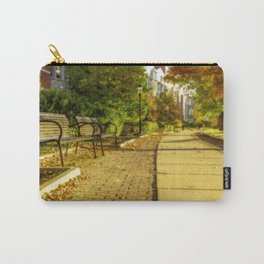 Autumn mood in Princeton Carry-All Pouch