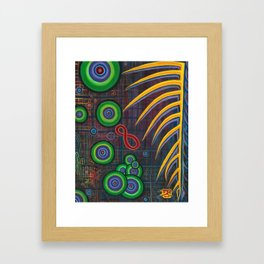 OzGrid Framed Art Print