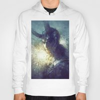 king Hoodies featuring King by Anna Dittmann