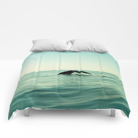 Whale Comforters