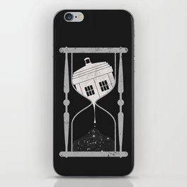 Spacetime iPhone Skin