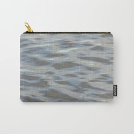 Wavering Waters Carry-All Pouch