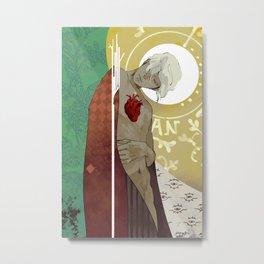 Mage Ansel Metal Print