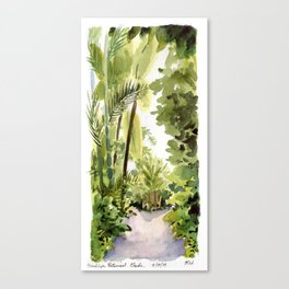 Brooklyn Botanical Garden - Tropics Canvas Print