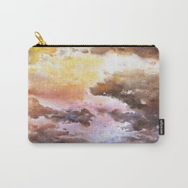 Watercolor Sky No 1 Carry-All Pouch