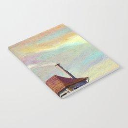 last sunset Notebook