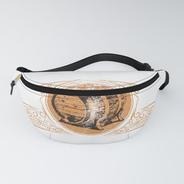 I Like My Whisky Old And My Women Young Fanny Pack
