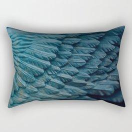 Ombre wings Rectangular Pillow