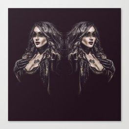 Double Dose Canvas Print
