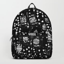 Suits You BLACK Backpack