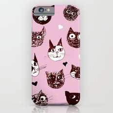 i love cats Slim Case iPhone 6s