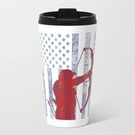 American Bowhunter Travel Mug