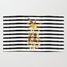 Pineapple & Stripes Rug