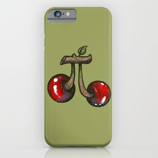 Cherry Pie iPhone & iPod Case