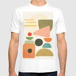 Modern Abstract Art 71 T-shirt