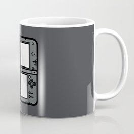 Old & New Nintendo Handheld Consoles Coffee Mug