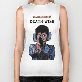Death Wish Biker Tank