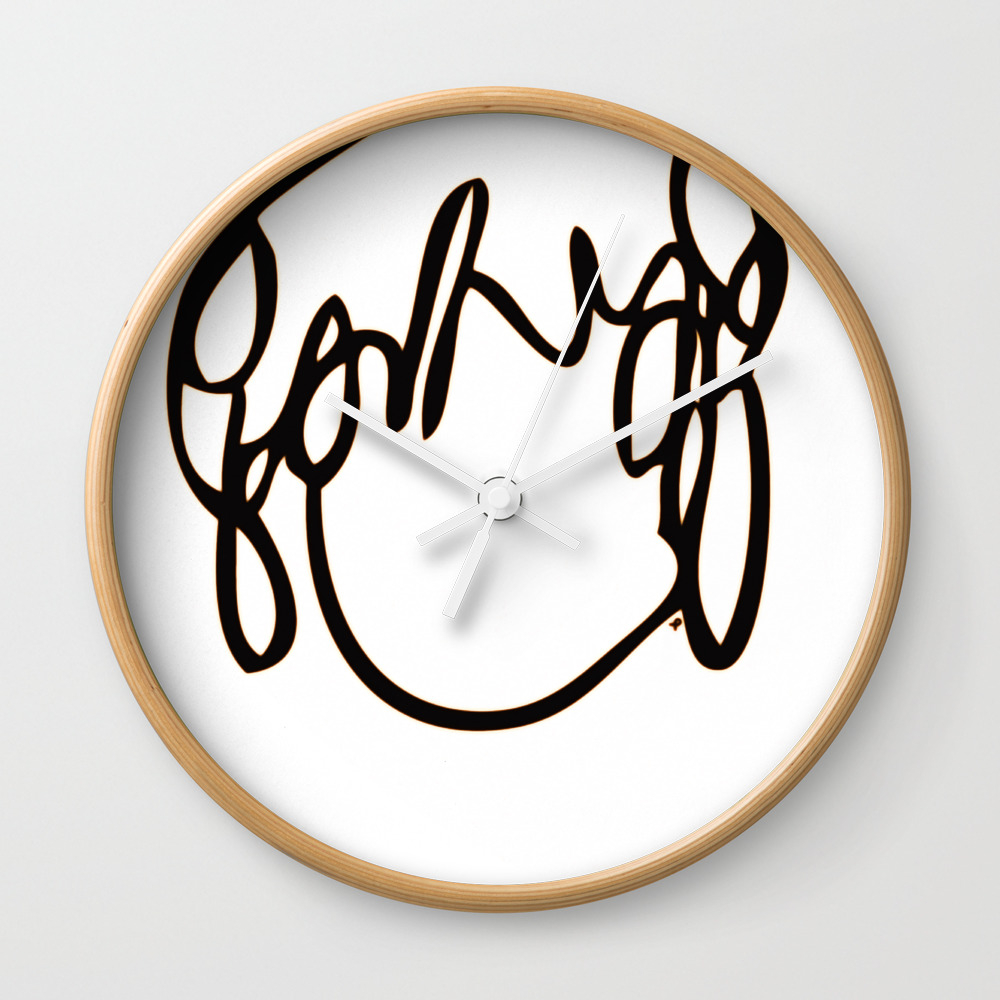 Scott Pilgrim Vs The World - Have You Seen A Girl … Wall Clock by Skydes CLK8972031