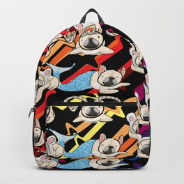 It's a Mermaid, Ram, Bear wait... Unicorn? Backpack