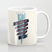 gore Mugs featuring warming hoax by Kingu Omega