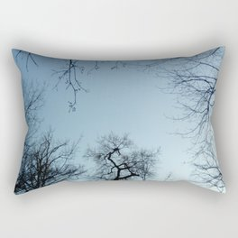 Nature, landscape and twilight 3 Rectangular Pillow