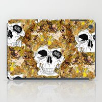 afro iPad Cases featuring Afro by dogooder