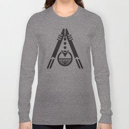 A ILLUSTRATION Long Sleeve T-shirt