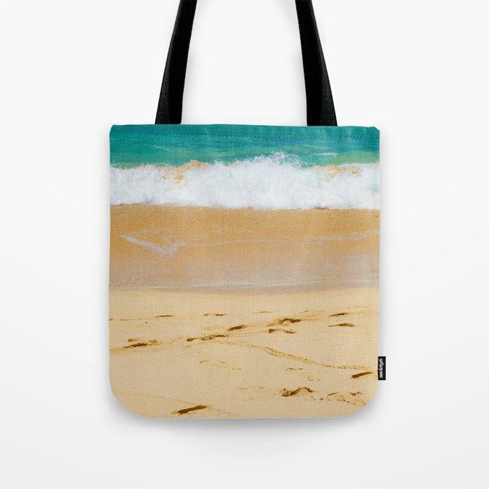 Shoreline Beach Tote Bag