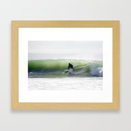 In the Nug Framed Art Print