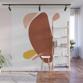 Abstract love Wall Mural