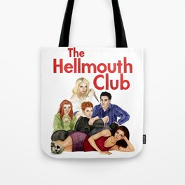 The Hellmouth Club Tote Bag