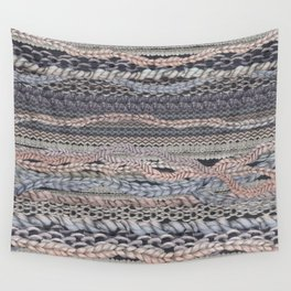 Romantic Stitches Wall Tapestry