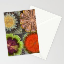 Uniteable Formation Flower  ID:16165-084538-89880 Stationery Cards
