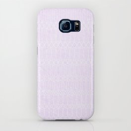 Purple Circles iPhone Case