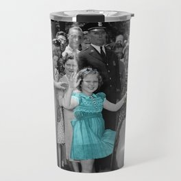 Shirley Temple Travel Mug