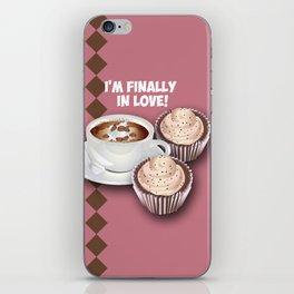 Finally In Love! iPhone Skin