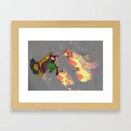 ddl Framed Art Print