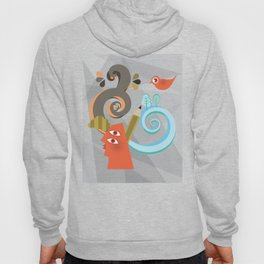 Abstract Mind Hoody