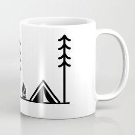 Live Simple Coffee Mug