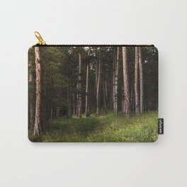 Forest Wander Carry-All Pouch