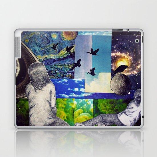 SKY Laptop & iPad Skin