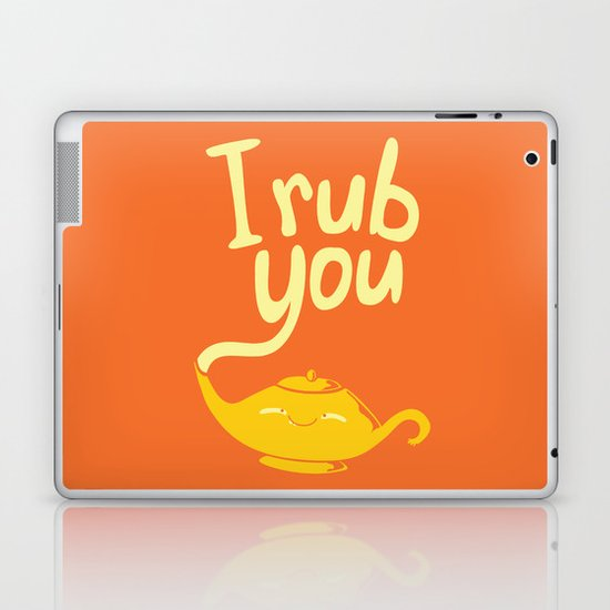 I rub you Laptop & iPad Skin