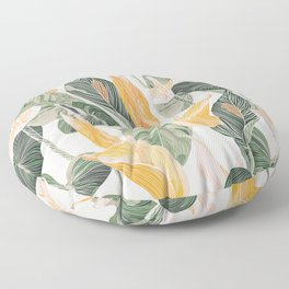Lush Lily - Autumn Floor Pillow