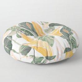 Lush Lily - Autumn Floor Pillow