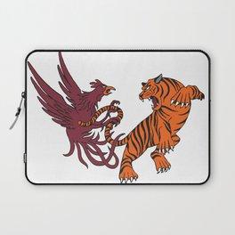 Cocks vs Tigers Laptop Sleeve