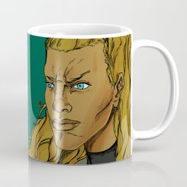 SIRI THE GOLDEN WARRIOR Coffee Mug