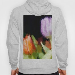 Tulips Art Hoody
