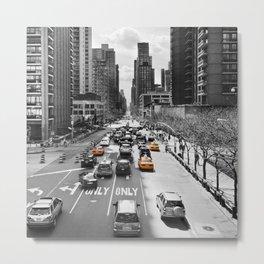 1st Avenue Metal Print